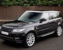 2014/14 Land Rover Range Rover Sport Autobiography 4.4 SDV8 2