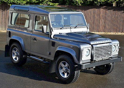2014/14 Land Rover Defender 2.2TDCI XS Station Wagon