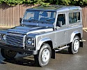 2014/14 Land Rover Defender 2.2TDCI XS Station Wagon 2
