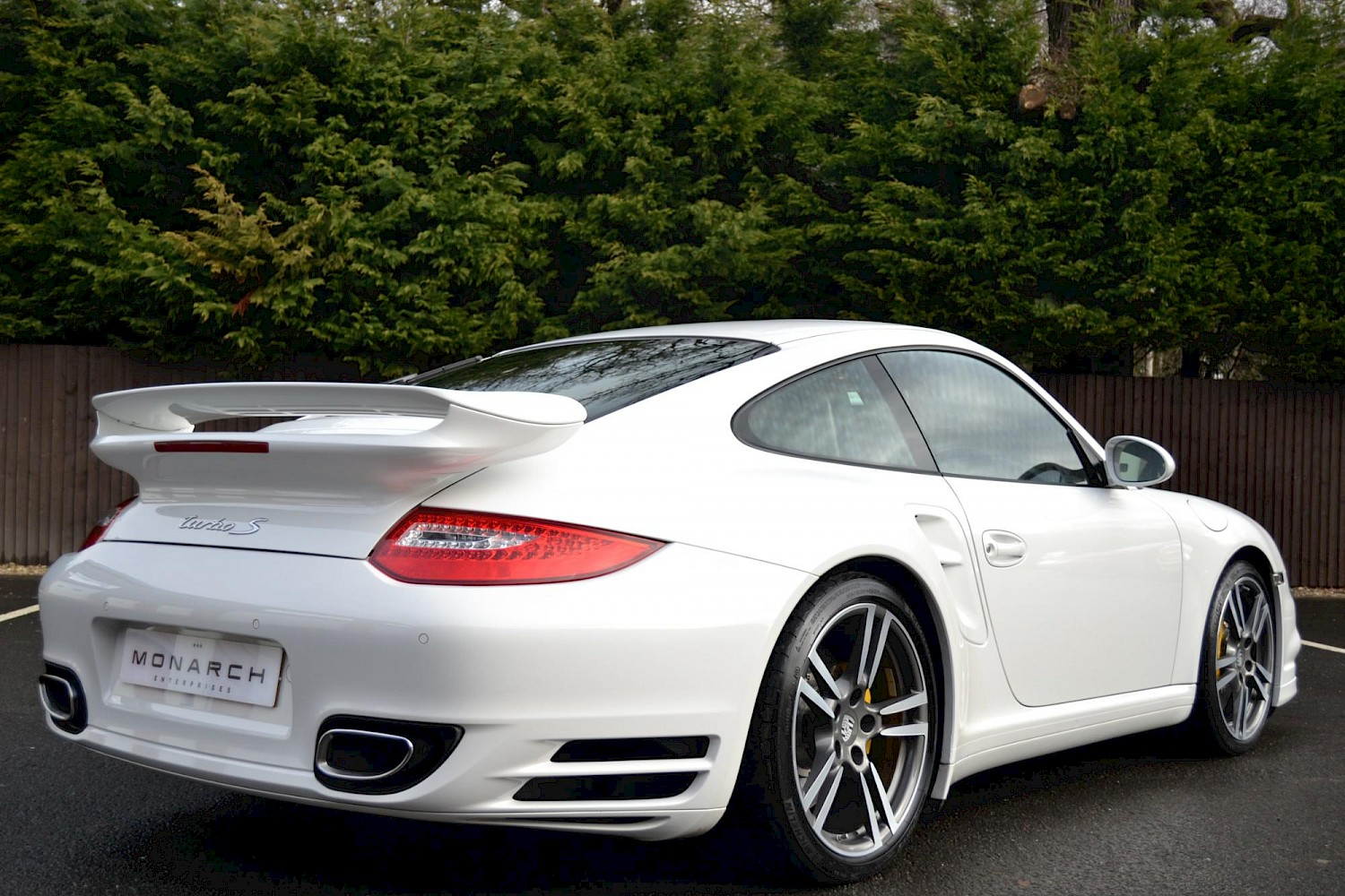 2012 12 Porsche 911 997 Turbo S Pdk Gen Ii Cars Monarch Enterprises