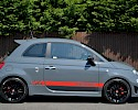 2017/17 Abarth 695 XSR Yamaha Limited Edition no.223 of 695 11