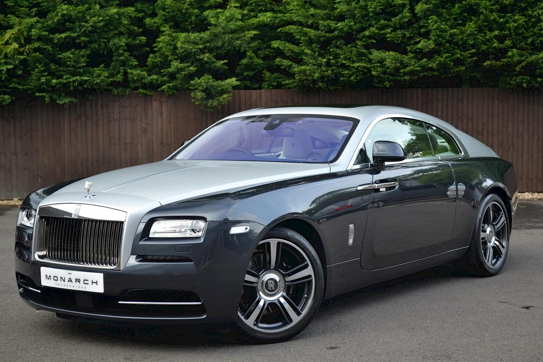 2016 66 Rolls Royce Wraith Cars Monarch Enterprises