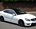 2012/62 Mercedes-Benz C63 AMG Coupe 2