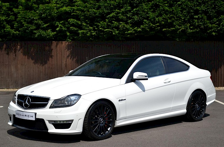 2012/62 Mercedes-Benz C63 AMG Coupe 7