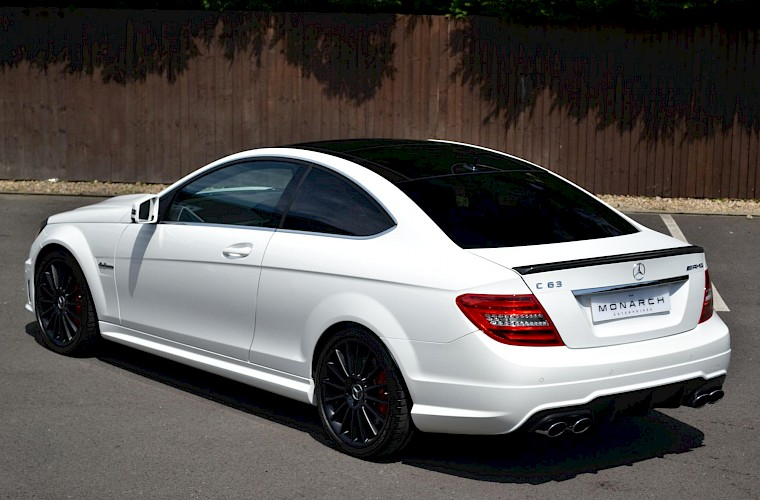 2012/62 Mercedes-Benz C63 AMG Coupe 9