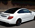 2012/62 Mercedes-Benz C63 AMG Coupe 8
