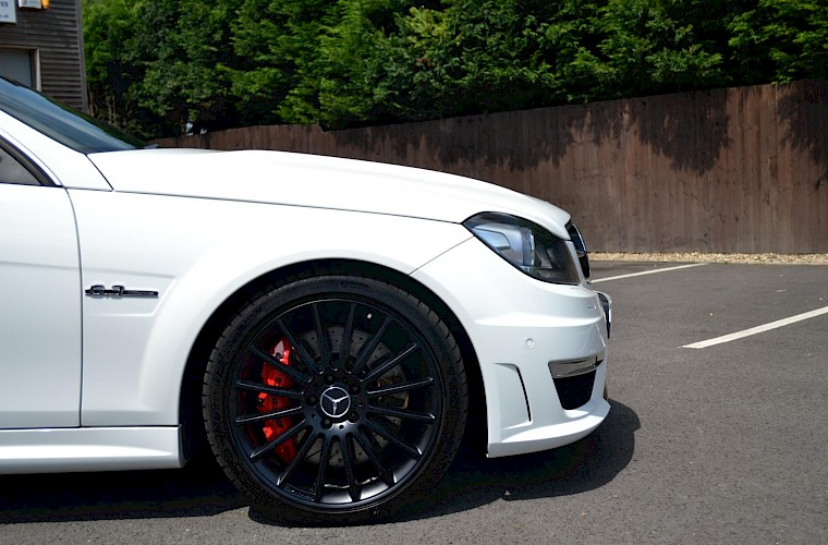 2012/62 Mercedes-Benz C63 AMG Coupe 18