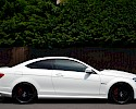 2012/62 Mercedes-Benz C63 AMG Coupe 11