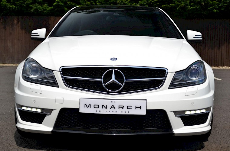 2012/62 Mercedes-Benz C63 AMG Coupe 16