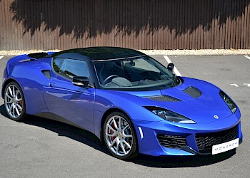 2017/17 Lotus Evora 400 IPS