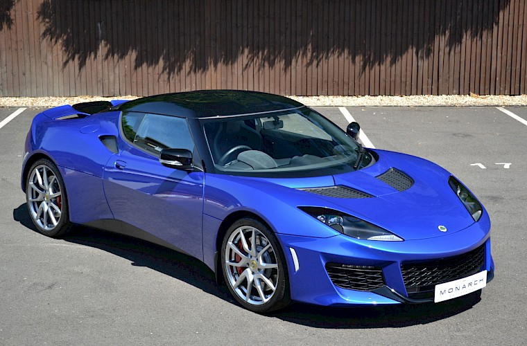 2017/17 Lotus Evora 400 IPS 1