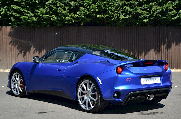 2017/17 Lotus Evora 400 IPS 14