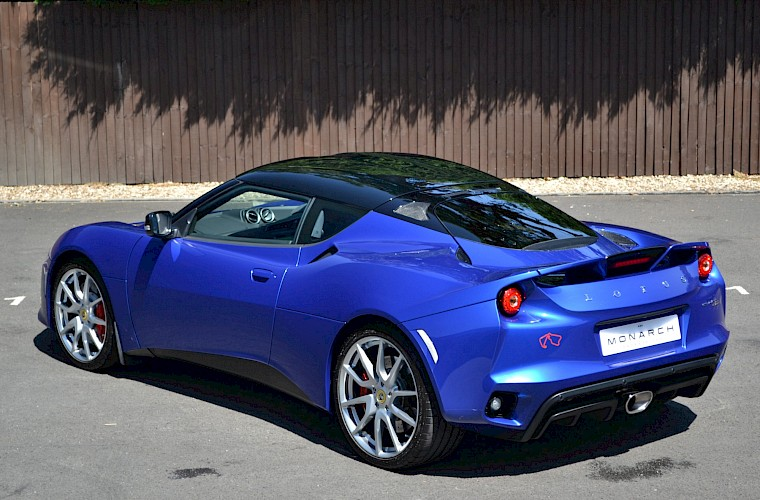 2017/17 Lotus Evora 400 IPS 8