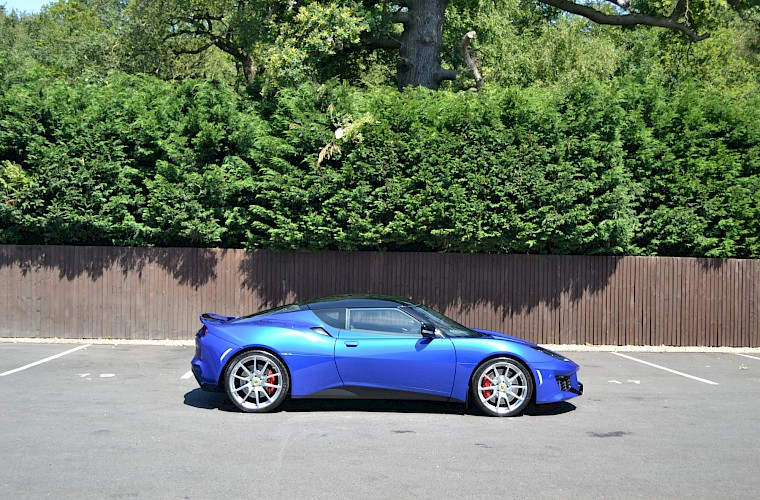 2017/17 Lotus Evora 400 IPS 9