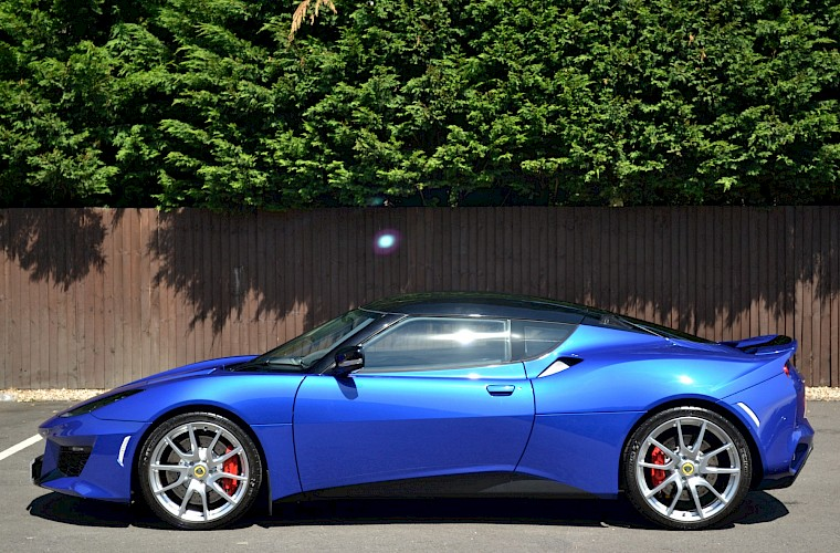 2017/17 Lotus Evora 400 IPS 11