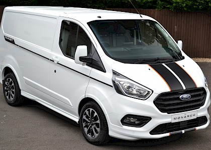 2019/19 Ford Transit 310 Custom L1H1 Sport 2.0TDCi 170PS Manual