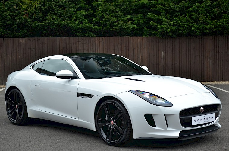 2014/64 Jaguar F-Type 3.0 Supercharged 5