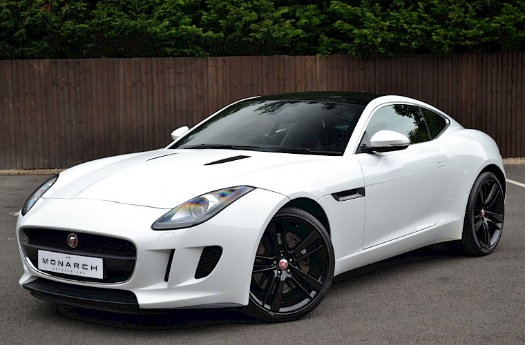 2014/64 Jaguar F-Type 3.0 Supercharged 4