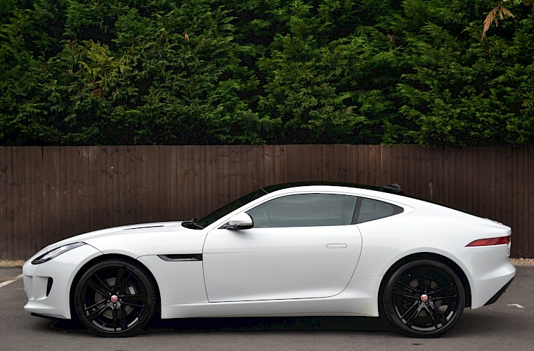 2014/64 Jaguar F-Type 3.0 Supercharged 11