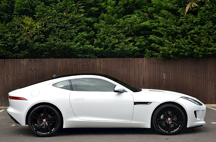 2014/64 Jaguar F-Type 3.0 Supercharged 10