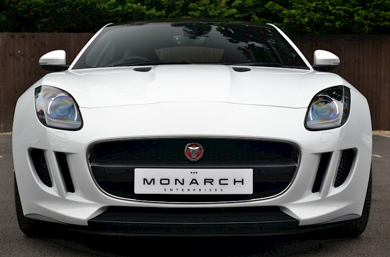 2014/64 Jaguar F-Type 3.0 Supercharged 15