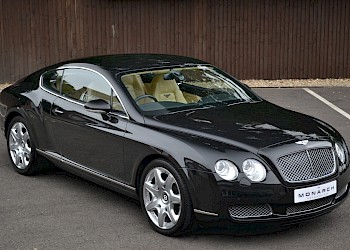 2007/07 Bentley Continental GT 6.0