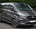 2018/68 Ford Transit Custom 310 Sport 2.0TDCI 170 L1H1 Magnetic Grey 3