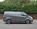2018/68 Ford Transit Custom 310 Sport 2.0TDCI 170 L1H1 Magnetic Grey 9
