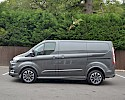 2018/68 Ford Transit Custom 310 Sport 2.0TDCI 170 L1H1 Magnetic Grey 12