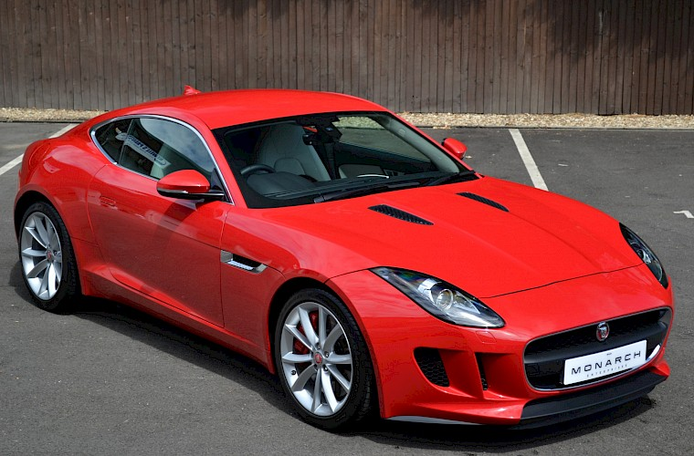 2014/14 Jaguar F-Type 3.0 Supercharged 1