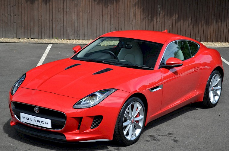 2014/14 Jaguar F-Type 3.0 Supercharged 2