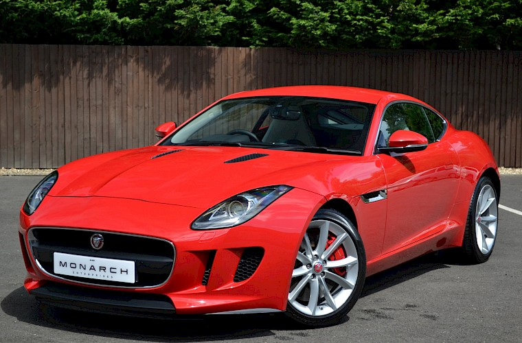 2014/14 Jaguar F-Type 3.0 Supercharged 4