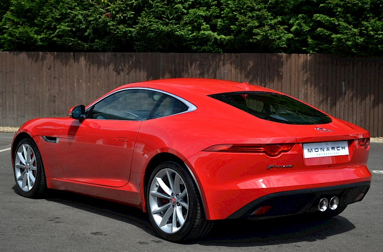 2014/14 Jaguar F-Type 3.0 Supercharged 14