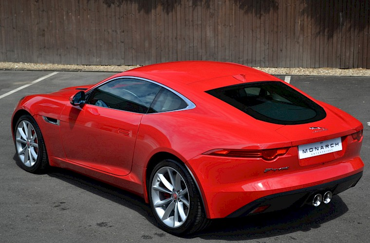 2014/14 Jaguar F-Type 3.0 Supercharged 8