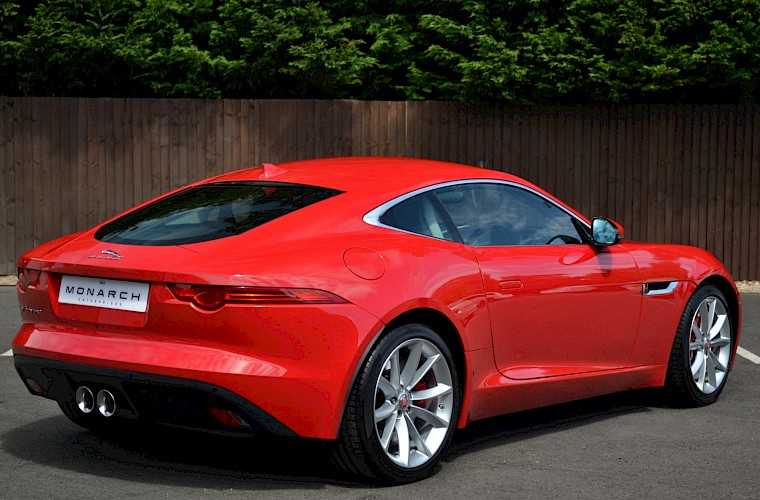 2014/14 Jaguar F-Type 3.0 Supercharged 13