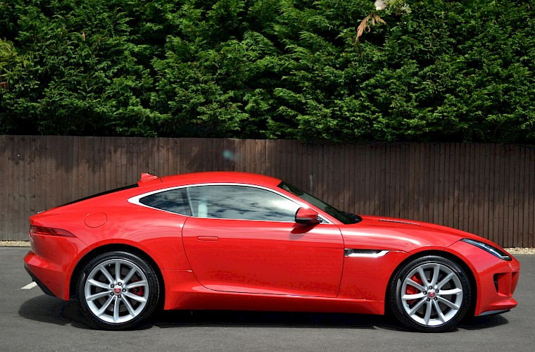 2014/14 Jaguar F-Type 3.0 Supercharged 10