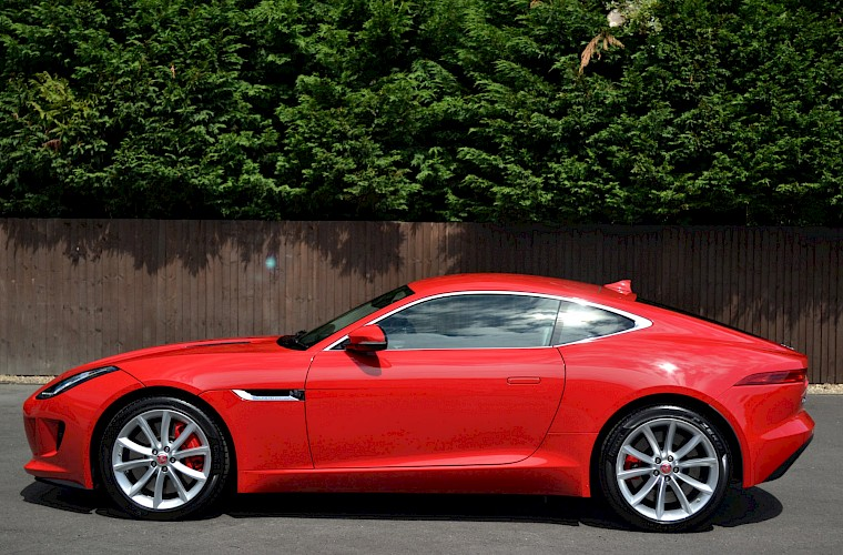 2014/14 Jaguar F-Type 3.0 Supercharged 11