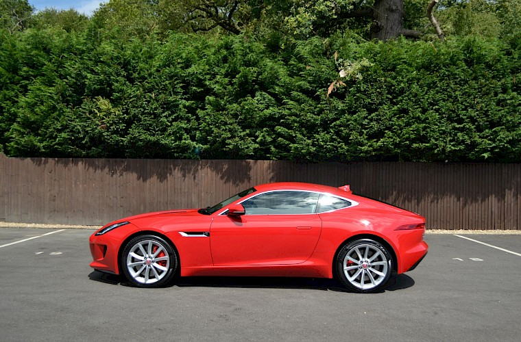 2014/14 Jaguar F-Type 3.0 Supercharged 12