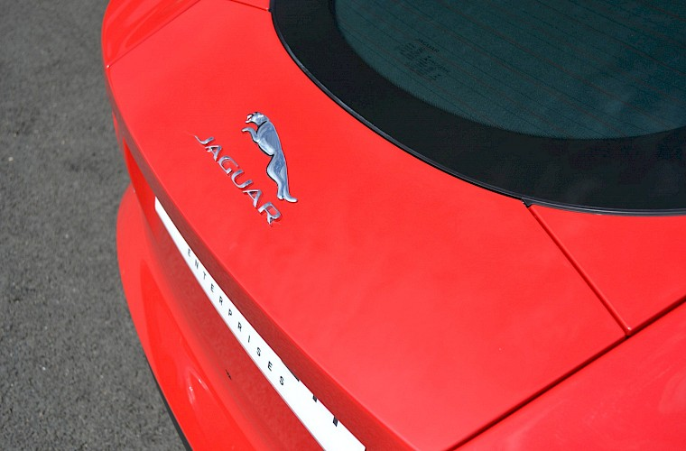 2014/14 Jaguar F-Type 3.0 Supercharged 25