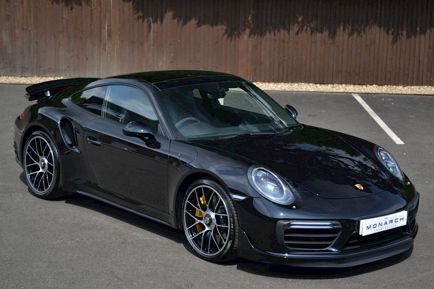 2018/67 Porsche 911 991 Turbo S PDK 1