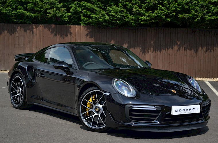 2018/67 Porsche 911 991 Turbo S PDK 3