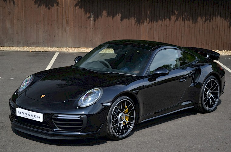 2018/67 Porsche 911 991 Turbo S PDK 2