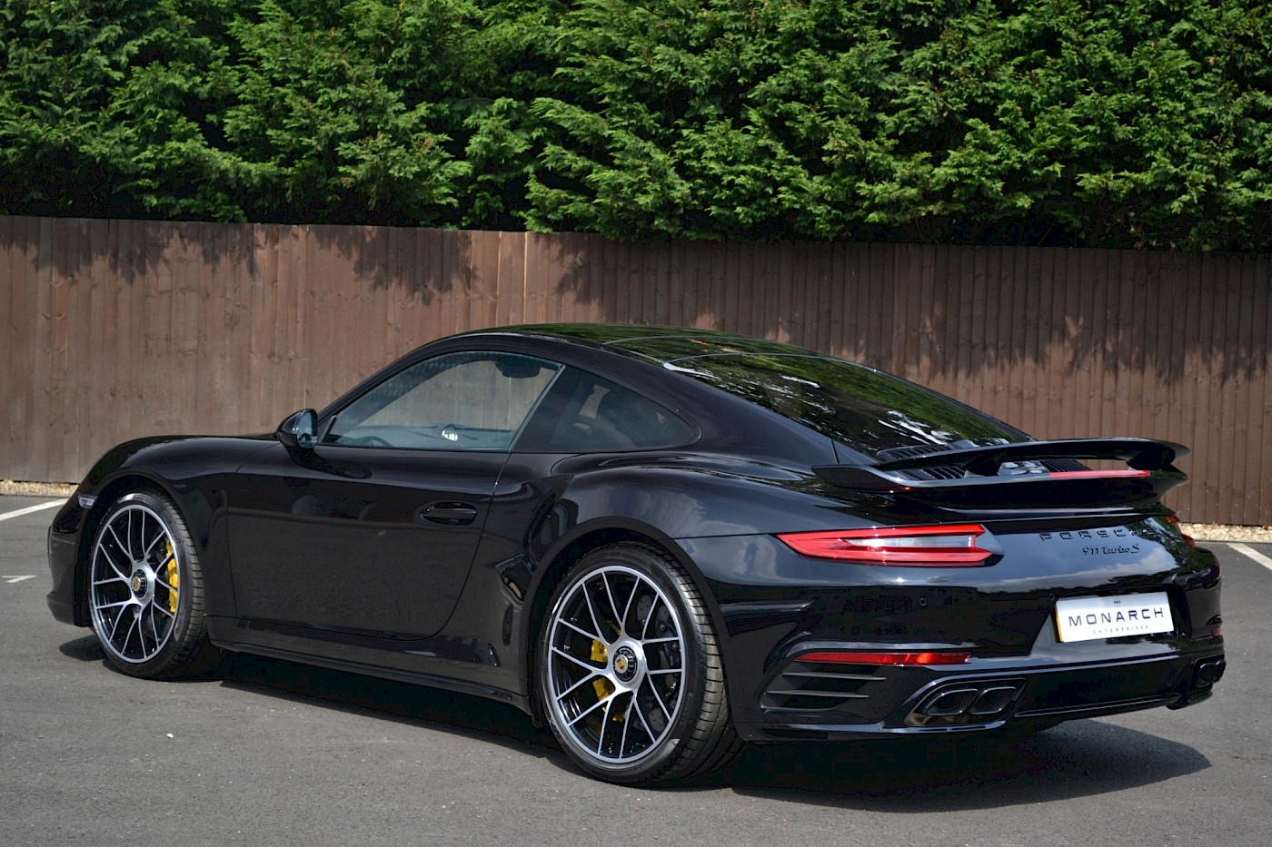 2018/67 Porsche 911 991 Turbo S PDK 14