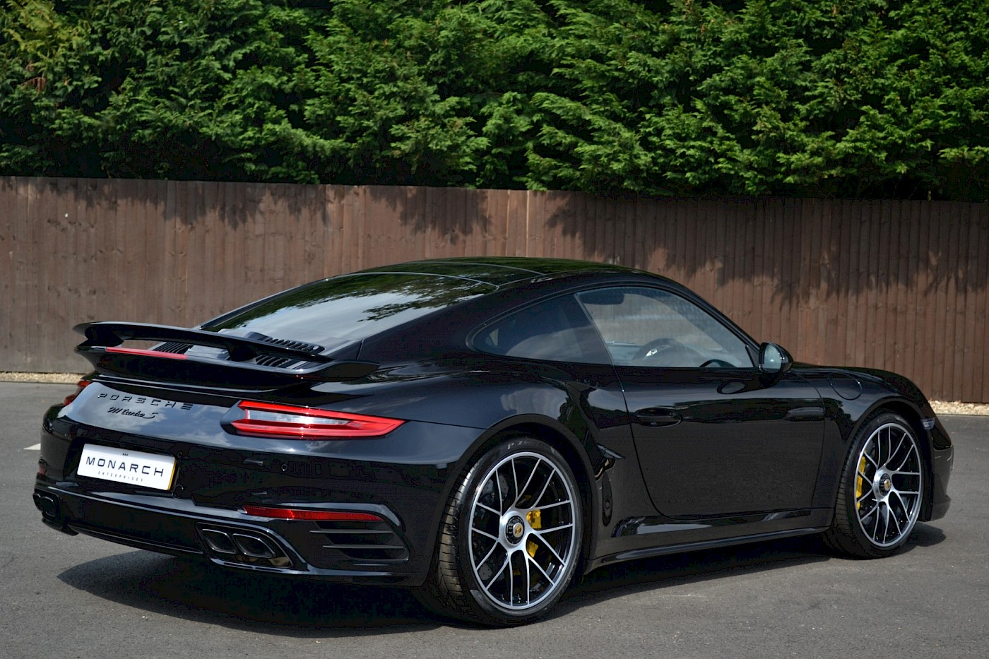 2018/67 Porsche 911 991 Turbo S PDK 13