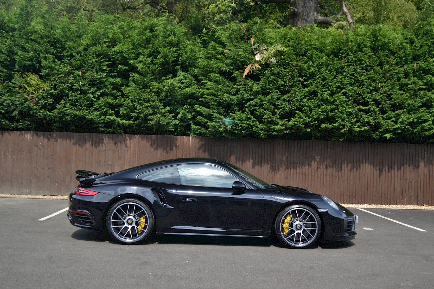 2018/67 Porsche 911 991 Turbo S PDK 9