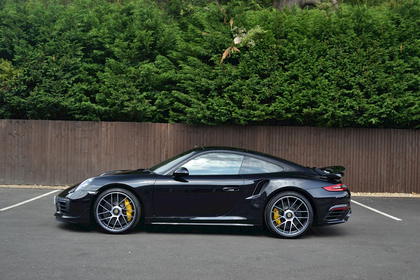 2018/67 Porsche 911 991 Turbo S PDK 12
