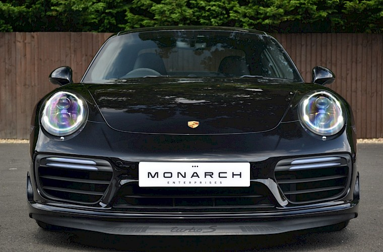 2018/67 Porsche 911 991 Turbo S PDK 15