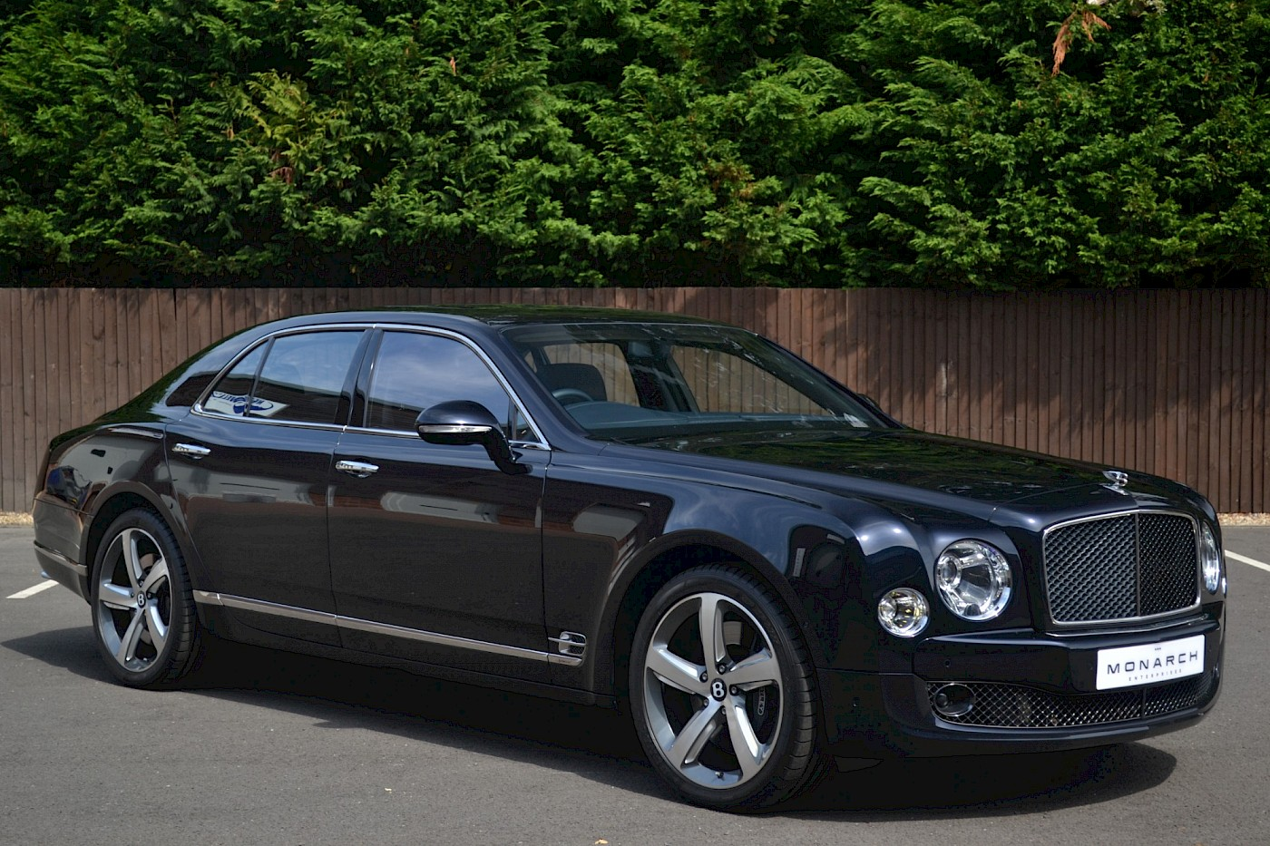 2015/64 Bentley Mulsanne Speed V8 5