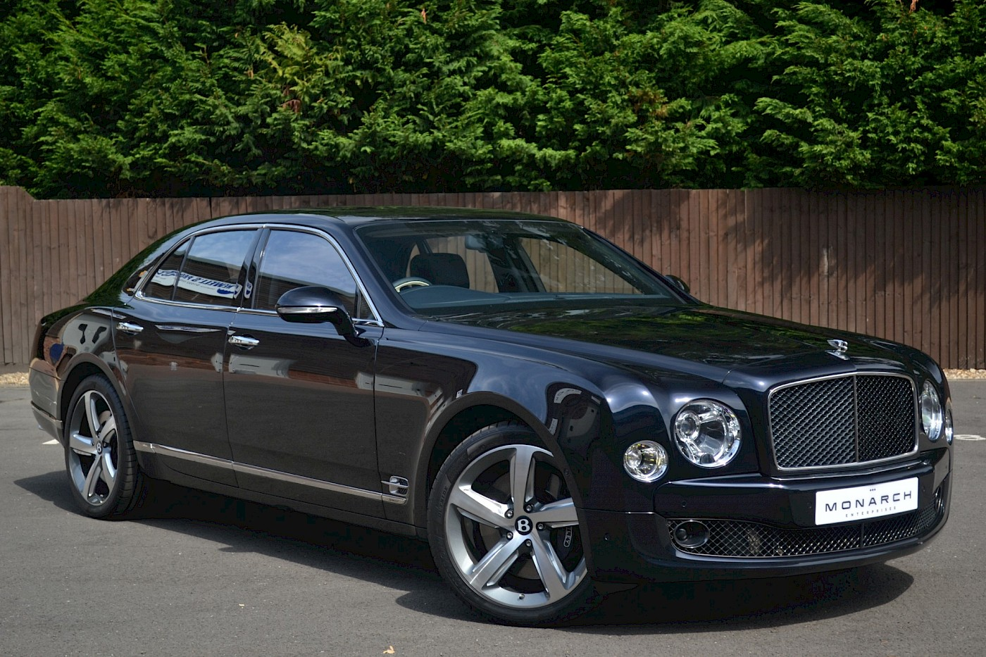 2015/64 Bentley Mulsanne Speed V8 3