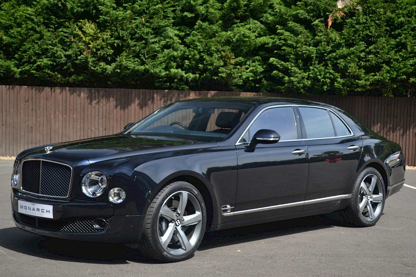 2015/64 Bentley Mulsanne Speed V8 6